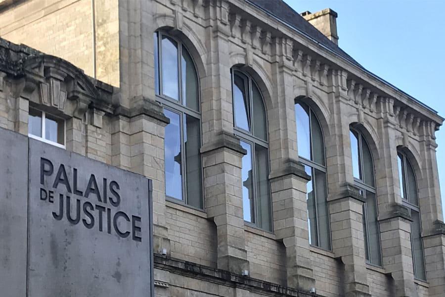 Palais de justice de Vannes
